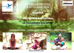 kundalini Yoga, Danza, Música en Directo, Meditación