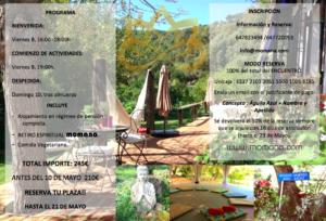 Retiro Espiritual, kundalini Yoga, Danza, Música en Directo, Meditación